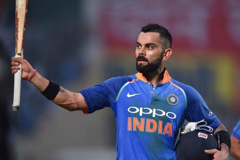 भारतीय कप्तान और महान बल्लेबाज विराट कोहली