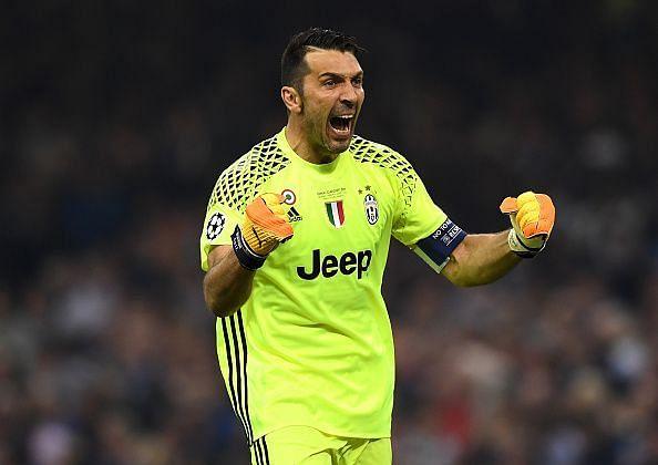 Gianluigi Buffon has been one of the world