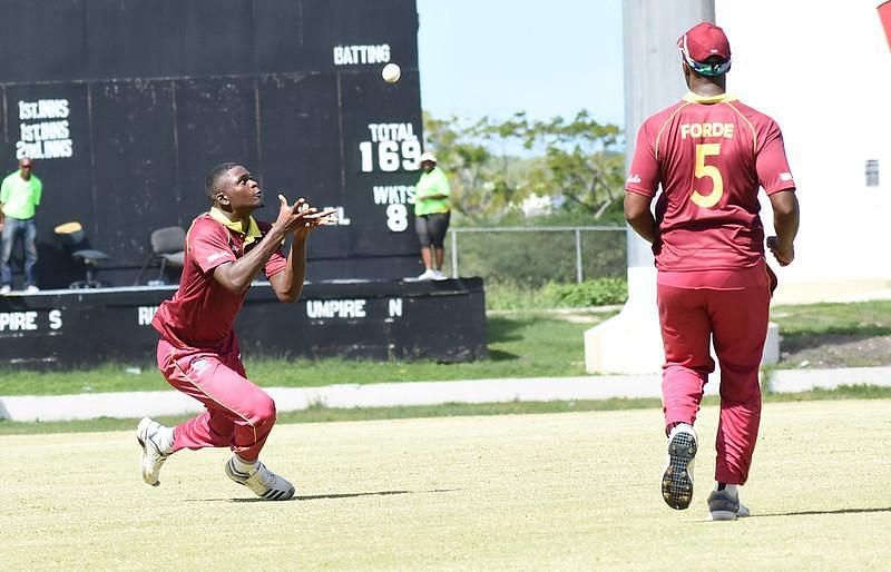 West Indies Under-19s have lost three matches on the trot