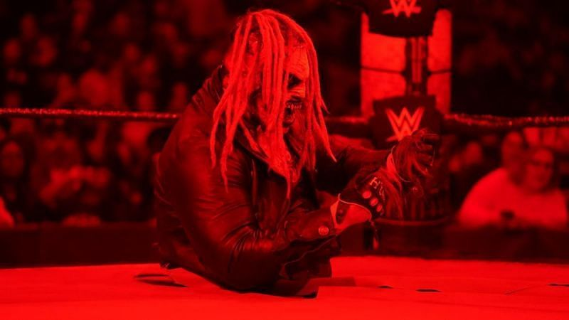 द फीन्ड इस समय WWE के यूनिवर्सल चैंपियन हैं