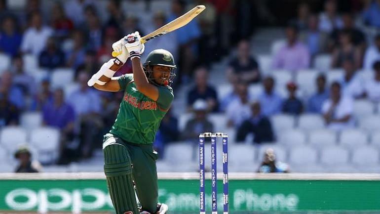 Soumya Sarkar will be in action for the Bangladesh Men