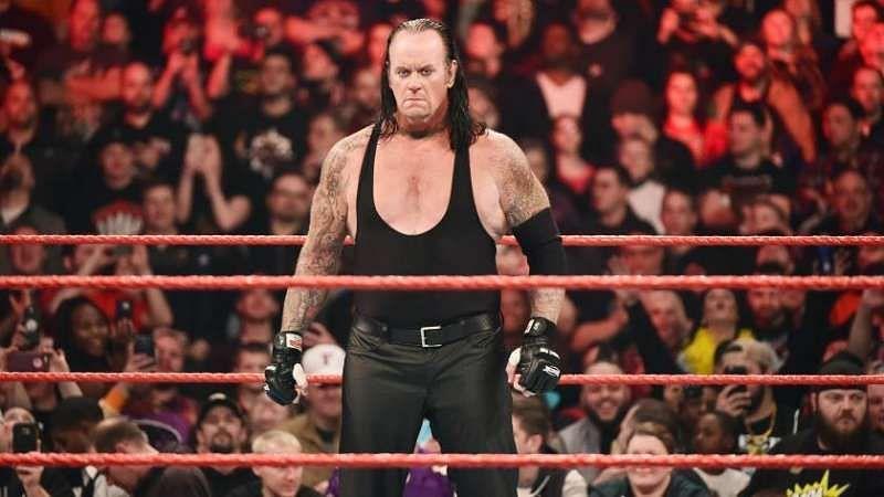 WWE पीपीवी के सबसे बड़े स्टार हैं अंडरटेकर