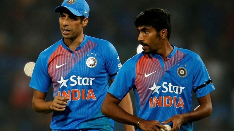 भारत के जबरदस्त तेज गेंदबाज बुमराह