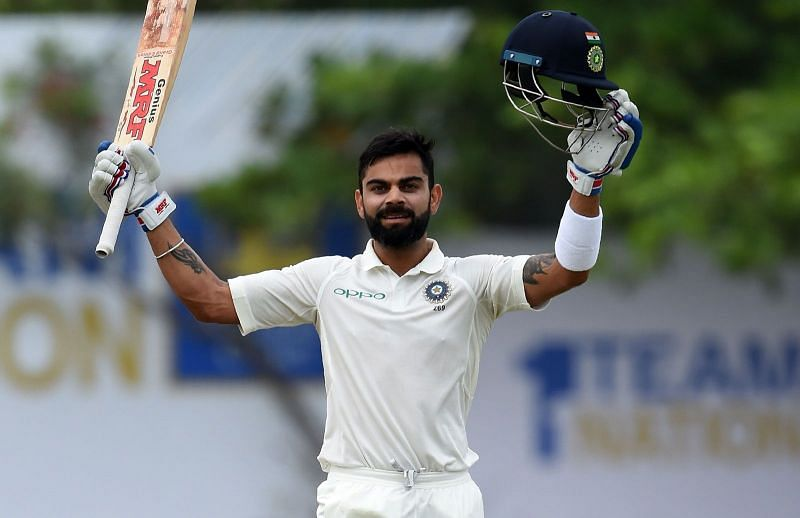 Kohli notched up his 7th double hundred in Tests, with a classic 254 against South Africa