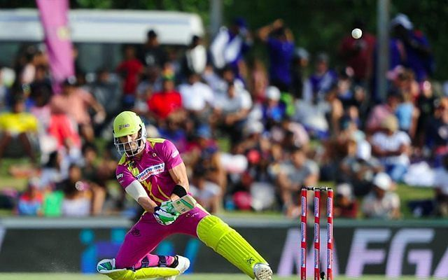 Paarl Rocks finished at the top of the table to enter the final of the Mzansi Super League 2019