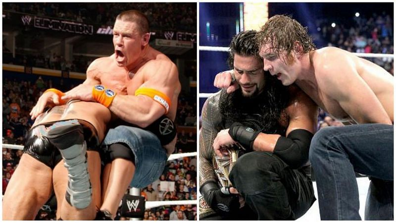 WWE चैंपियनशिप को कम समय तक रखने वाले सुपरस्टार्स