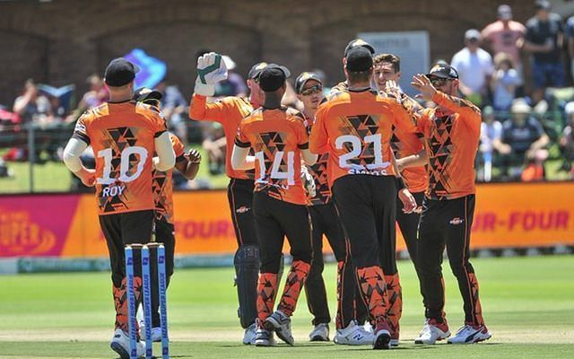 Nelson Mandela Bay Giants are equal on points with the table-toppers Paarl Rocks now