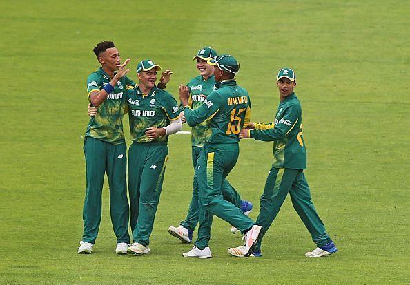 दक्षिण अफ्रीका अंडर-19 टीम