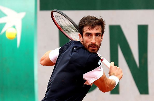 Pablo Cuevas will lead a relatively inexperienced Uruguayan team in the tournament.