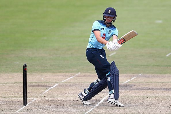 Tom Clark played a quickfire knock of 22 runs in the previous game