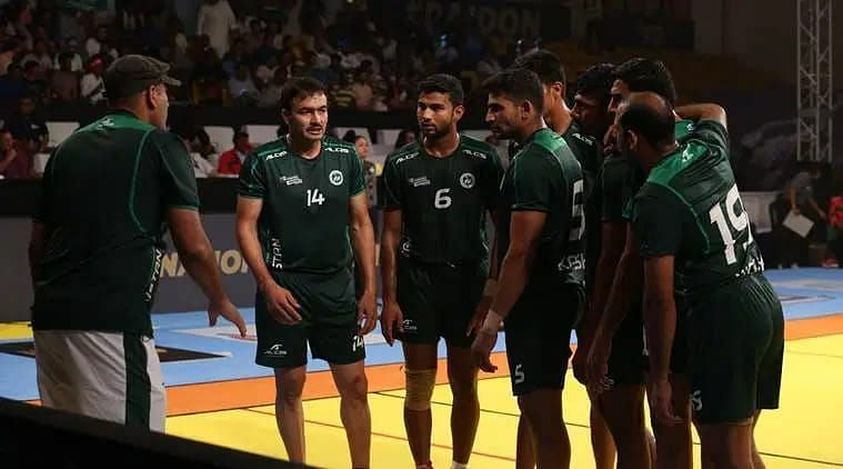 Pakistan will be a tough challenge to India in the Kabaddi event of South Asian Games.