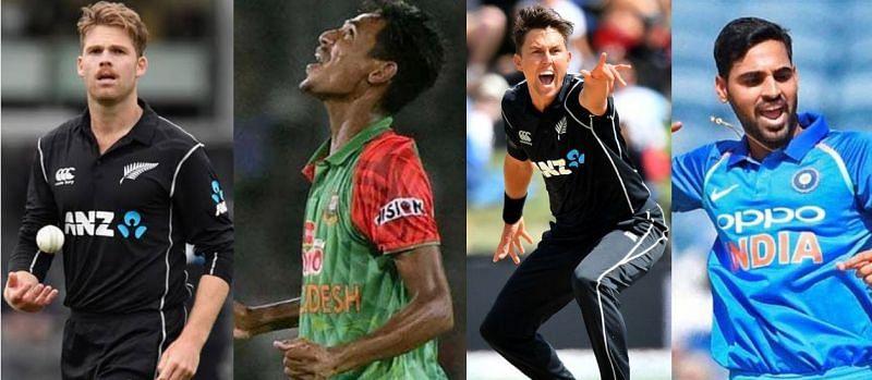 इस साल वनडे क्रिकेट में तेज गेंदबाजो का दबदबा रहा