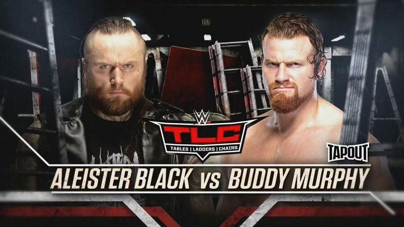 Murphy and Black face off at TLC this Sunday.