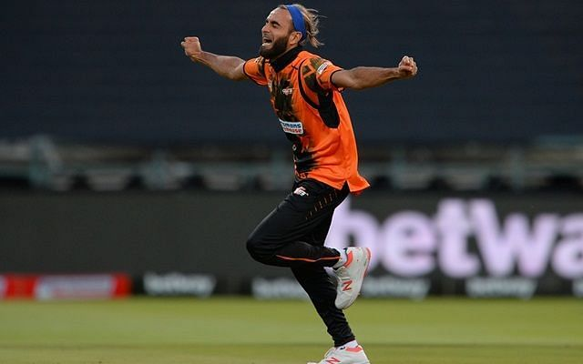 Imran Tahir continues to be a potent bowling threat in the Mzansi Super League