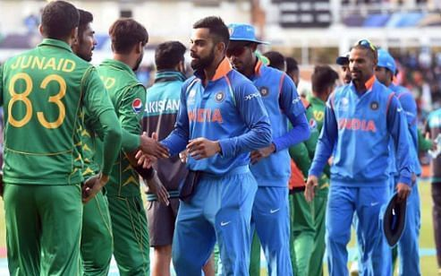 Eभारत-पाकिस्तान के खिलाड़ी