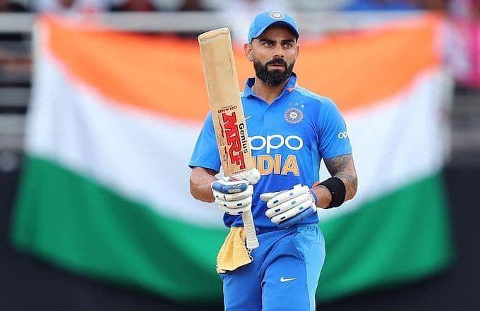 विराट कोहली ने वनडे मैचों में जबरदस्त प्रदर्शन किया है