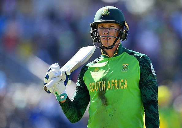 Rassie van der Dussen even played for South Africa in 2019 World Cup