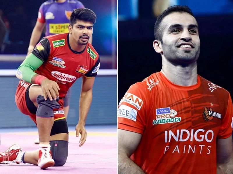 Pawan Sehrawat and Fazel Atrachali were the best raider and defender respectively, in Season 7.
