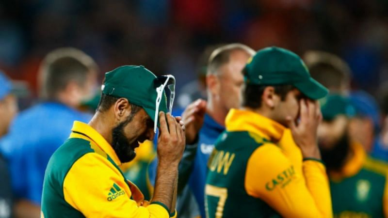 The heart-breaking semifinal loss in the 2015 World Cup left many teary eyed