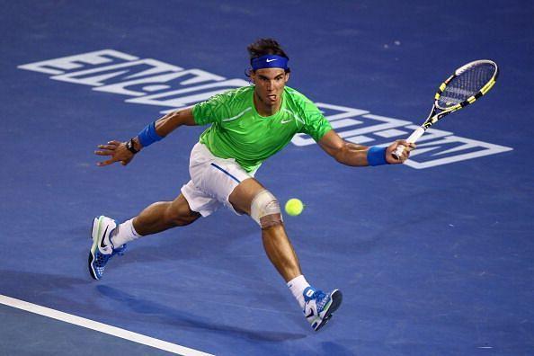 2012 Australian Open final- so near, yet so far