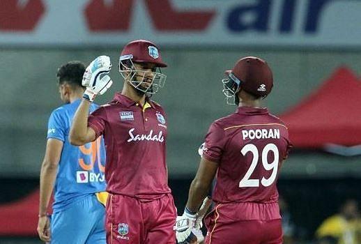 वेस्टइंडीज ने भारत को दूसरे टी20 में हराया (Photo: BCCI)