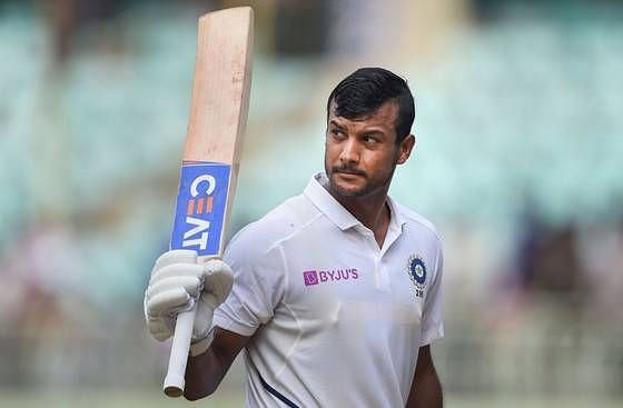 Agarwal marked his first Test in India as an opener with a classic double hundred.