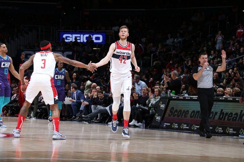 Washington Wizards v. Charlotte Hornets