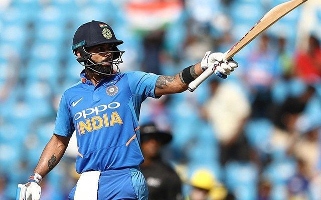 Virat Kohli has stamped his authority on world cricket for some time now