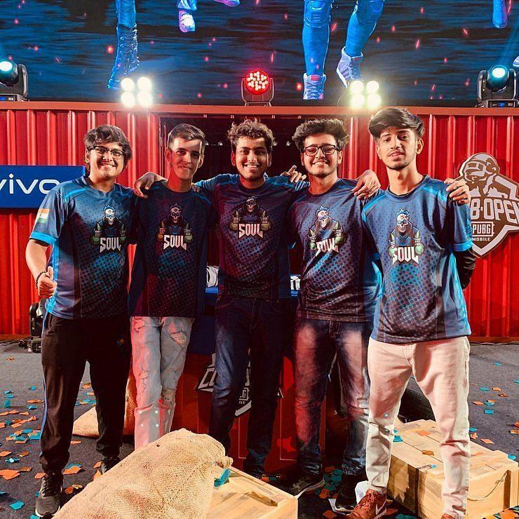 GHATAK confirms that AMAN will be joining team SouL again (Image: Guru Gamer)