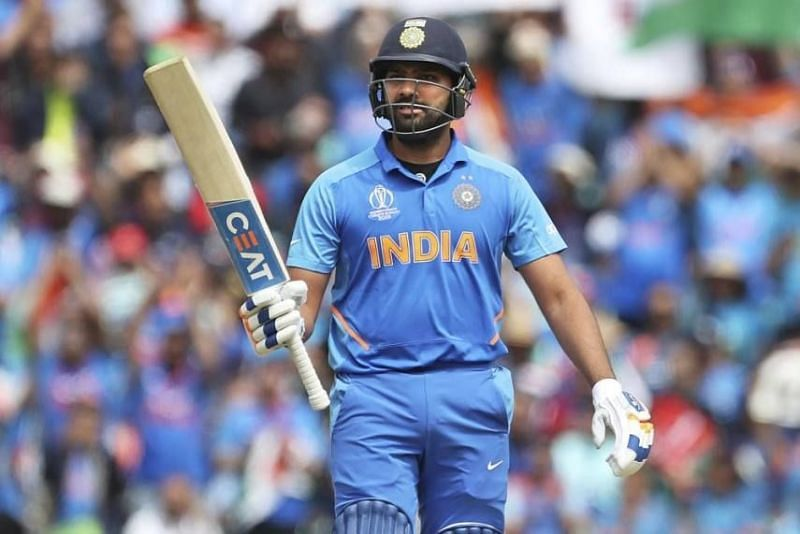 Rohit Shama might be best placed in taking over Kohli as the No.1 ODI batsman
