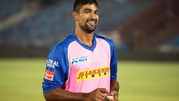 Ish Sodhi was released by RR this year