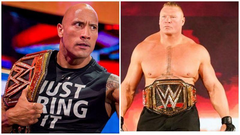द रॉक की तरह ब्रॉक नॉन-WWE फैंस को अपनी ओर खींच सकते हैं