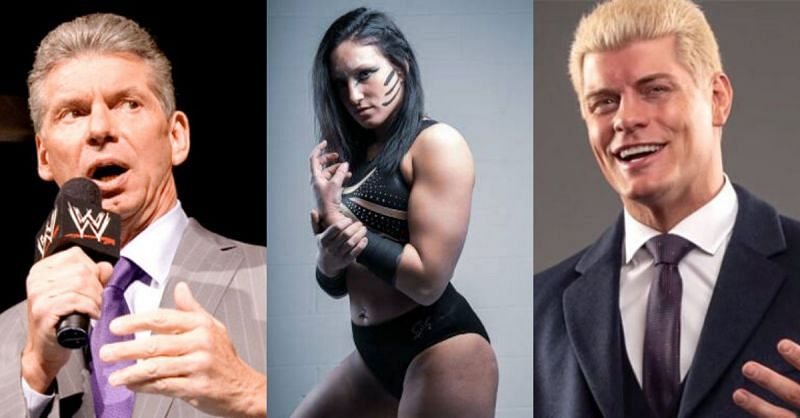 Another one to the AEW Roster?