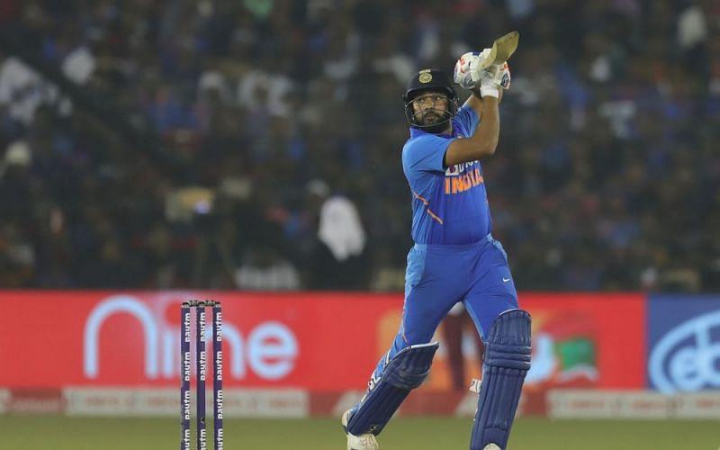 रोहित ने वनडे में जबरदस्त प्रदर्शन किया (Photo-Bcci)