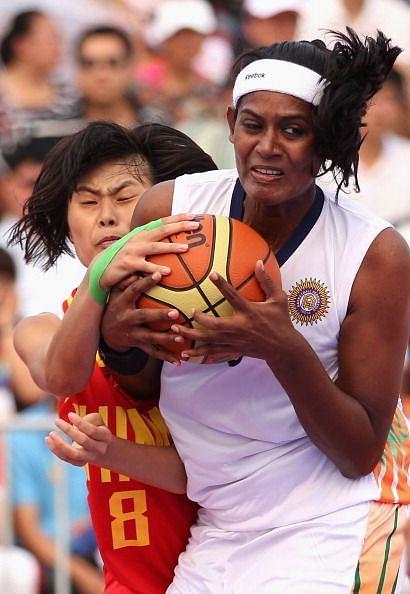 3rd Asian Beach Games: Beach Basketball Day 3