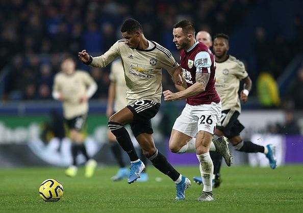 Page 5 - Burnley 0-2 Manchester United: 5 men who were ...