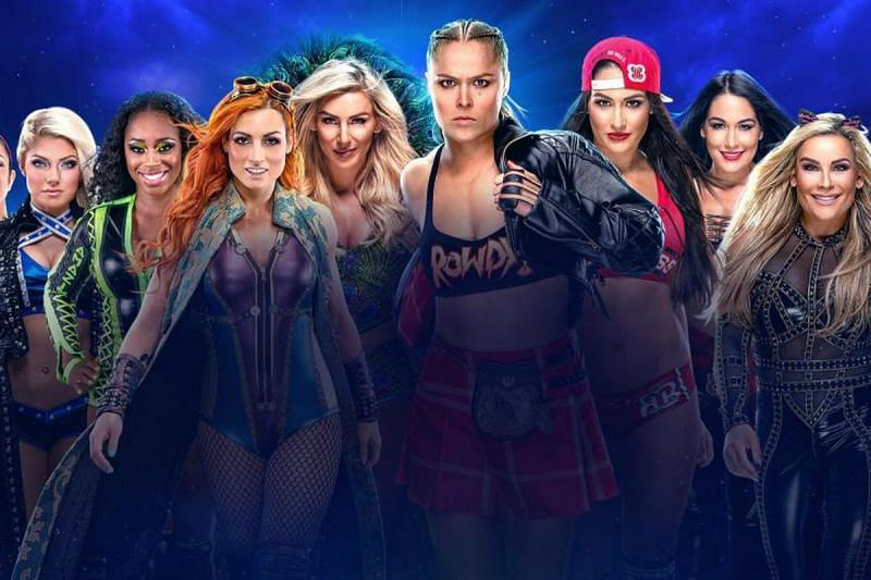 Ronda Rousey, Becky Lynch, and The Bellas have all been at the forefront of the Women