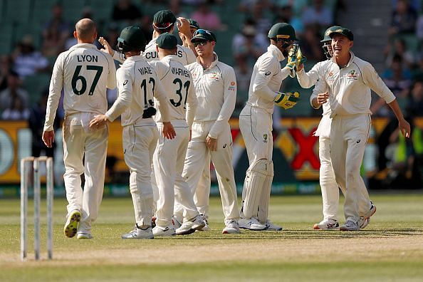 Australia clinched a 247-run win at the MCG against New Zealand to complete yet another series win