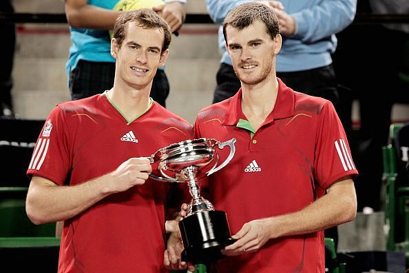 Jamie Murray vents frustration against Singles players