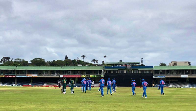 भारतीय टीम की जबरदस्त जीत