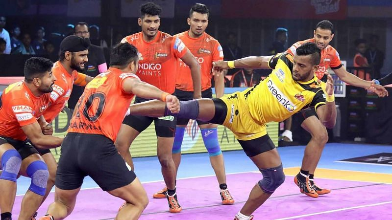 Siddharth Desai has grown into one of the most deadly raiders on the Kabaddi circuit