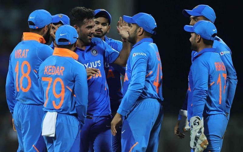भारतीय क्रिकेट टीम (Photo-Bcci)