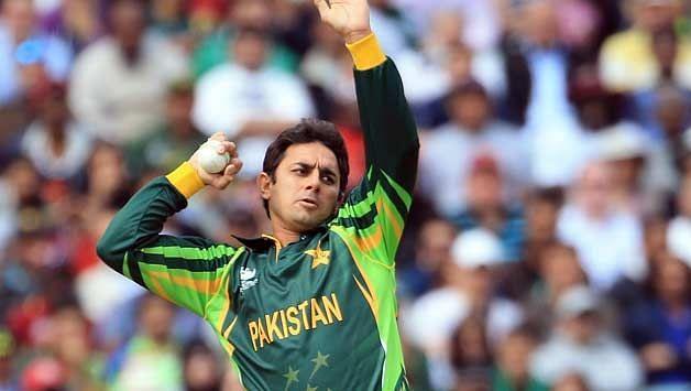 पाकिस्तान के सईद अजमल