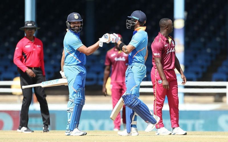 इंडिया vs वेस्टइंडीज (Photo-Bcci)