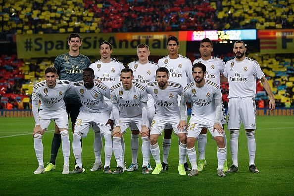 Real Madrid vs Athletic Bilbao preview, predicted XI, team ...