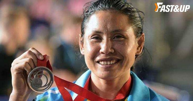 Laishram Sarita Devi: Indian Boxer