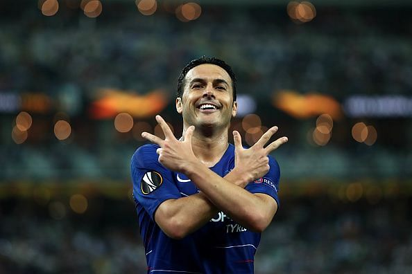 Pedro looks set to leave Chelsea in the January transfer window