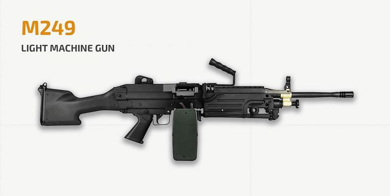 100-bullet mag. capacity and decent damage make this gun one of the enviable guns. The firing rate of UZI is the highest among all guns UMP45 is tactically the best SMGPP-19 Bizon has a greater magazine capacity and deals a decent damage