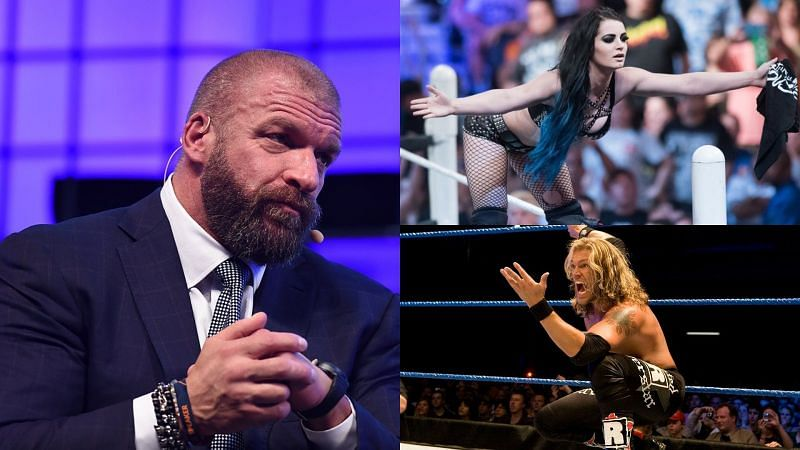 Might we see Edge and Paige return?