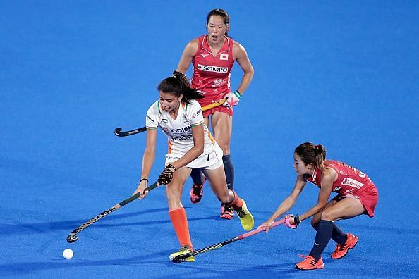Young forward Sharmila Devi also benefited from Khelo India